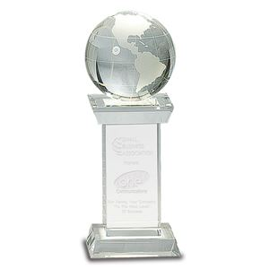 Glass Globe Awards & Trophies