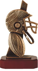 American Football Trophies & Medals