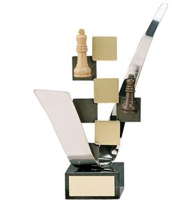 Chess Trophies & Medals