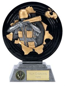 Clay Pigeon Trophies & Medals