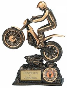 Motocross Trophies & Awards