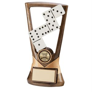 Dominoes Trophies & Medals | Impact Trophies