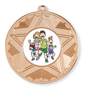 Fun Run Medals & Ribbons