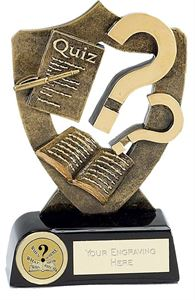 Quiz Trophies & Medals