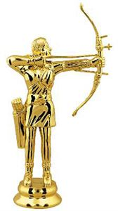 Figure Top Archery Trophies