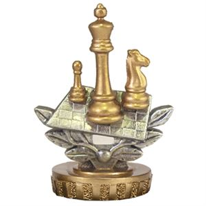 Figure Top Chess Trophies
