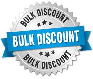 Bulk Buy Motocross Trophy Packs