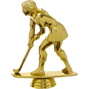 Figure Top Hockey Trophies