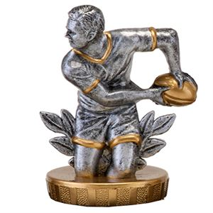 Figure Top Rugby Trophies