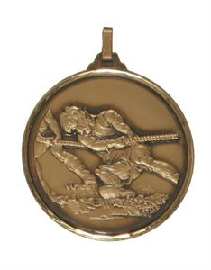 Picture for category Embossed Tug O War Medals