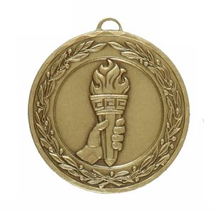 Embossed Achievement Medals