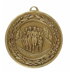 Picture for category Embossed Fun Run Medals