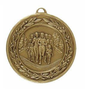 Embossed Fun Run Medals