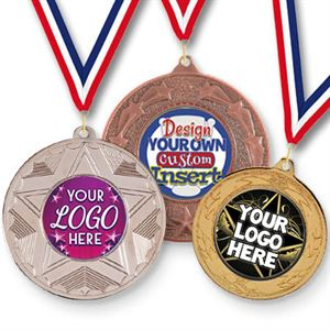 Bulk Buy Cheerleader Medal Packs