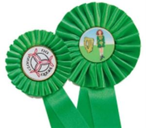 Irish Dance Rosettes & Place Ribbons