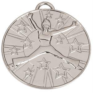 Embossed Street Dance Medals