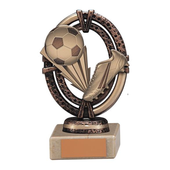 Maverick Legend Football Trophy Bronze Small - TH16010A