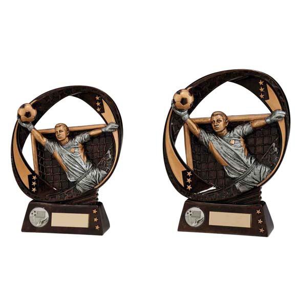 Typhoon Goalkeeper Trophy 2 sizes - RF16085