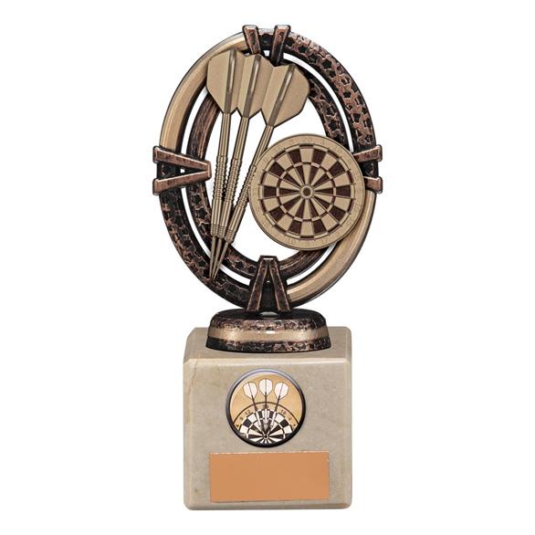 Maverick Legend Darts Trophy Bronze - TH16008C