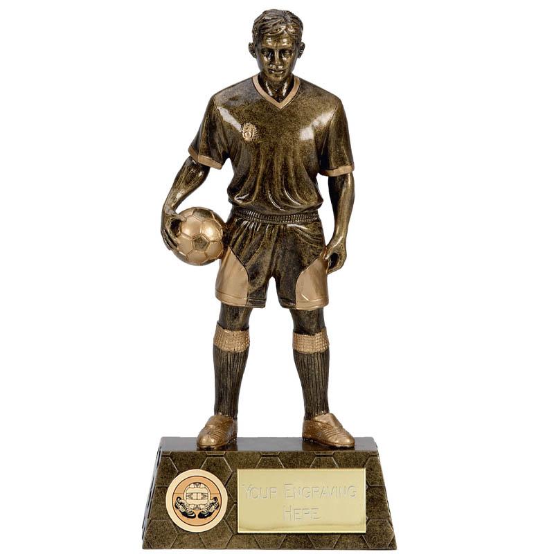 Trophy Footballer Trophy - A1414