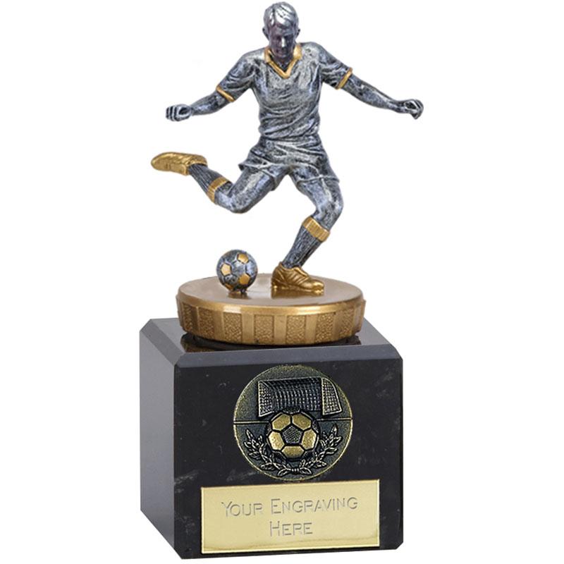 Classic Flexx Footballer Silver Trophy - 137B.FX115