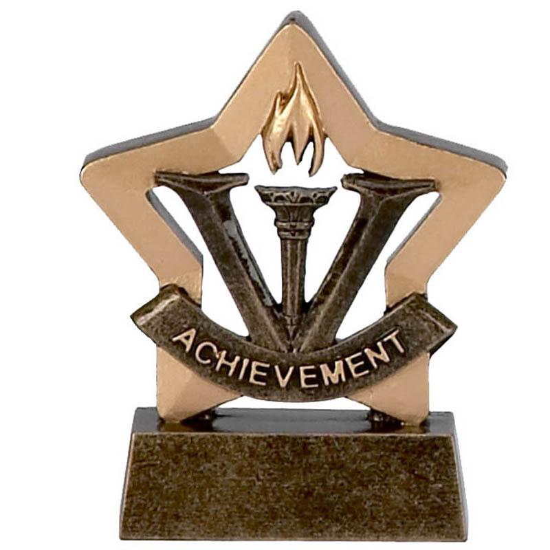 Mini Star Achievement Trophy - A948