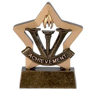 Mini Star Achievement Trophy
