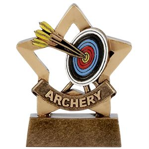 Mini Star Archery Trophy - A1106