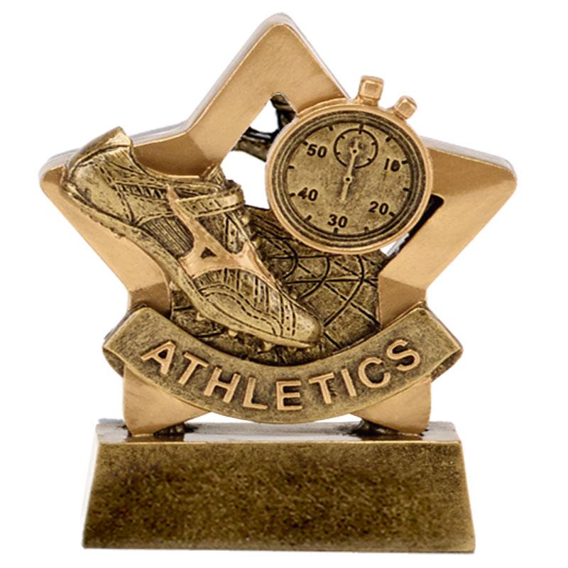 Mini Star Athletics Trophy - A1672