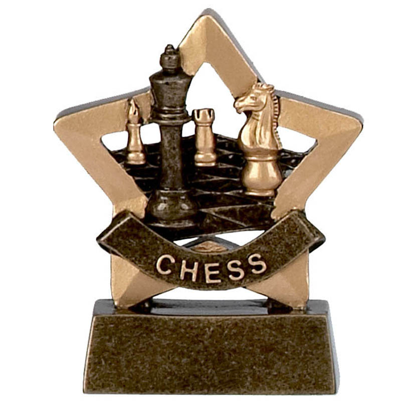 Mini Star Chess Trophy - A952
