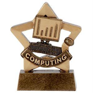 Mini Star Computing Trophy