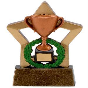 Mini Star Bonze Cup Trophy - A1629