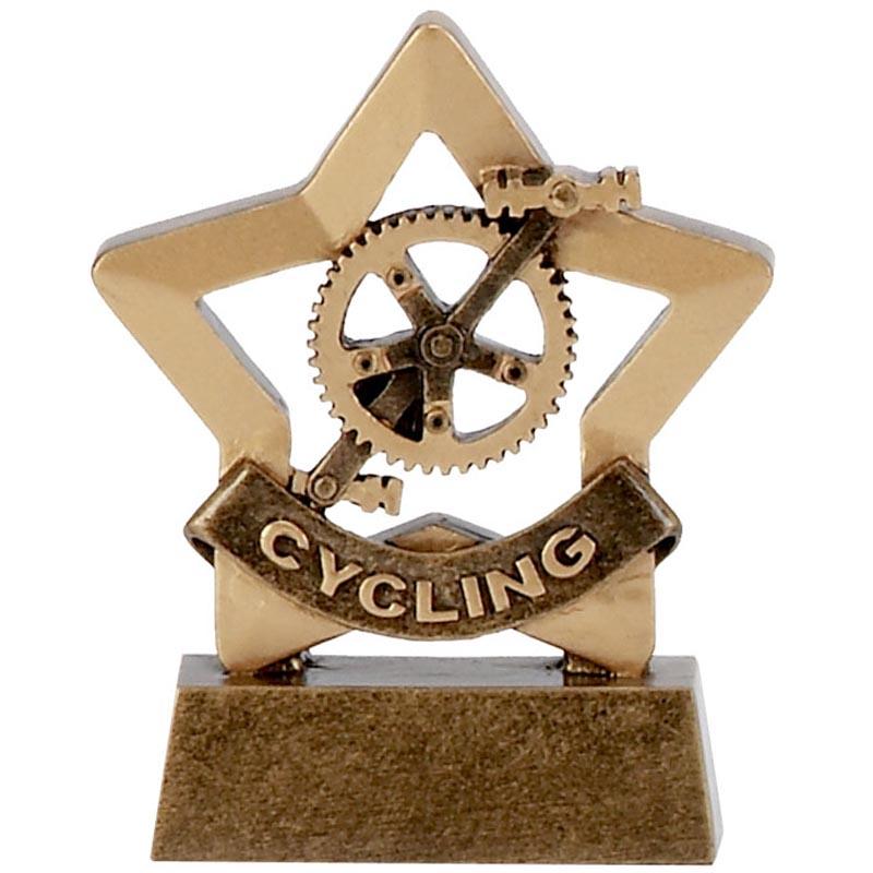 Mini Star Cricket Trophy - A1108