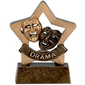 Mini Star Drama Trophy - A972