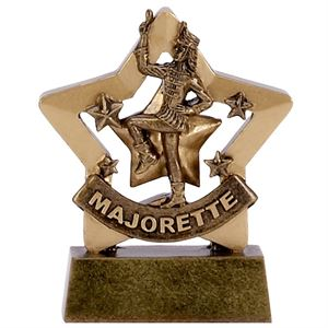 Mini Star Majorette Trophy