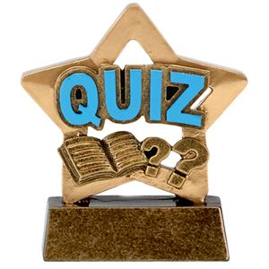 Mini Star Quiz Trophy