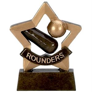 Mini Star Rounders Trophy - A976