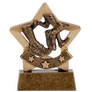 Mini Star Running Trophy - A1104