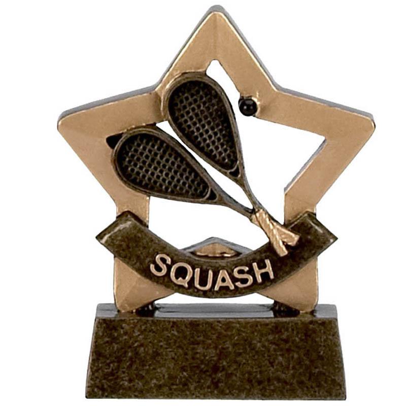 Mini Star Squash Trophy - A970