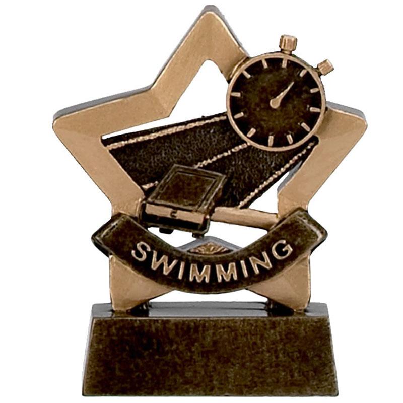 Mini Star Swimming Trophy - A960