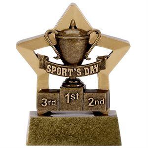 Mini Star Sports Day Trophy - A1114