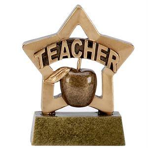 Mini Star Teacher Trophy