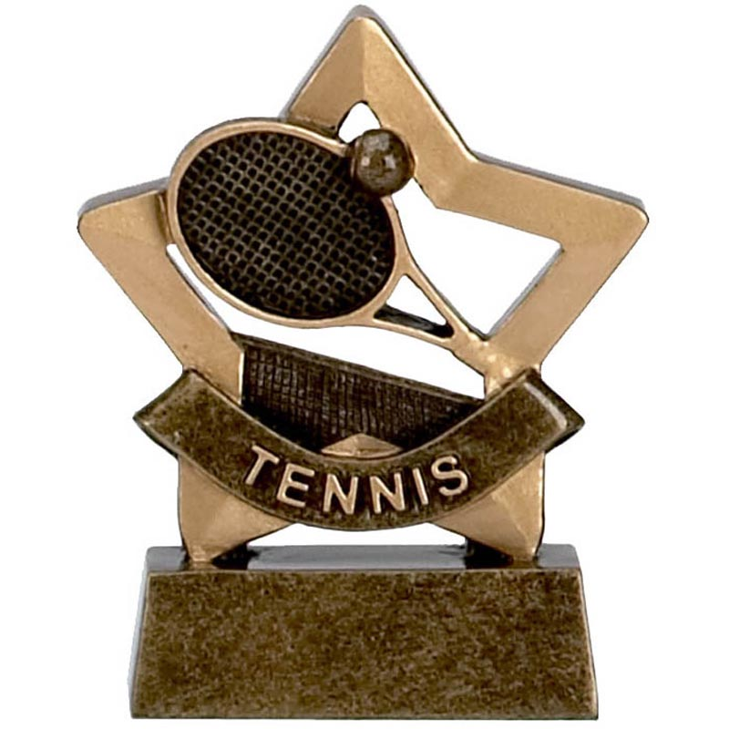 Mini Star Tennis Trophy - A954