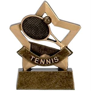 Mini Star Tennis Trophy - A954
