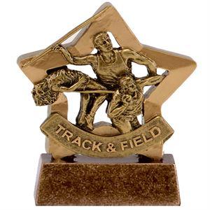 Mini Star Track & Field Trophy - A1673