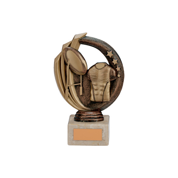 Renegade Legend Rugby Trophy - 150mm