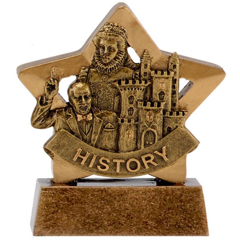 Mini Star History Trophy - A1668