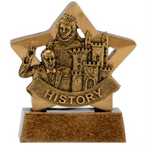 Mini Star History Trophy
