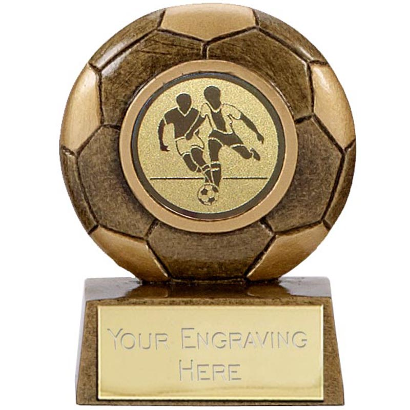 Mini Football Trophy - A1339