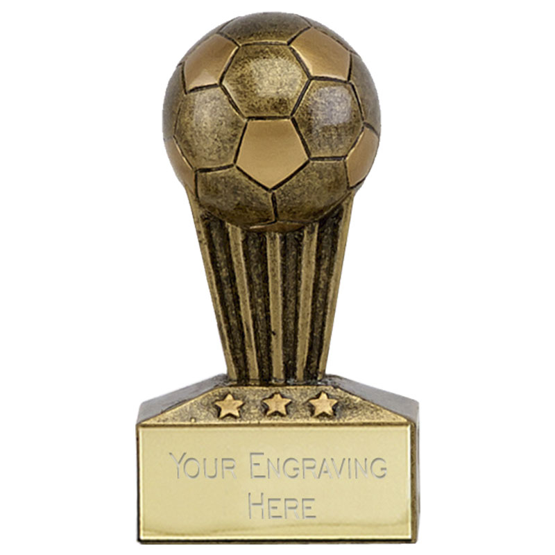 Micro Football Trophy - A1720